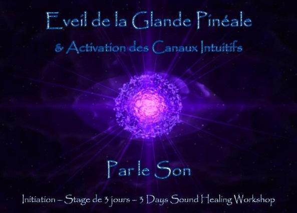 Eveil de la Glande Pinéale par le Son